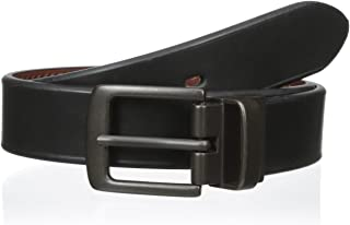 Levi's Boys' 30mm Reversible Beveled Edge Belt