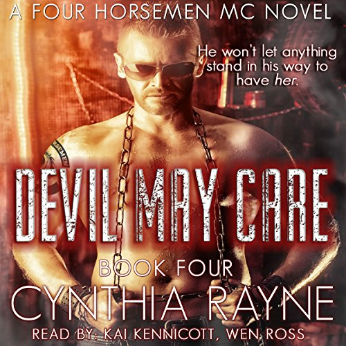 Devil May Care audiobook cover art