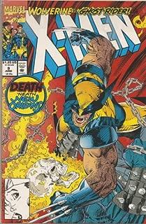 X-Men #9 (Wolverine Vs. Ghost Rider!) Vol. 1 June 1992