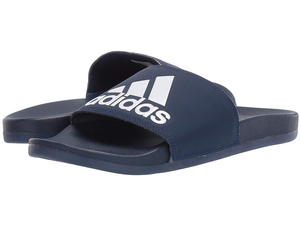 adidas - adidas Adilette Cloudfoam Plus Logo Slides
