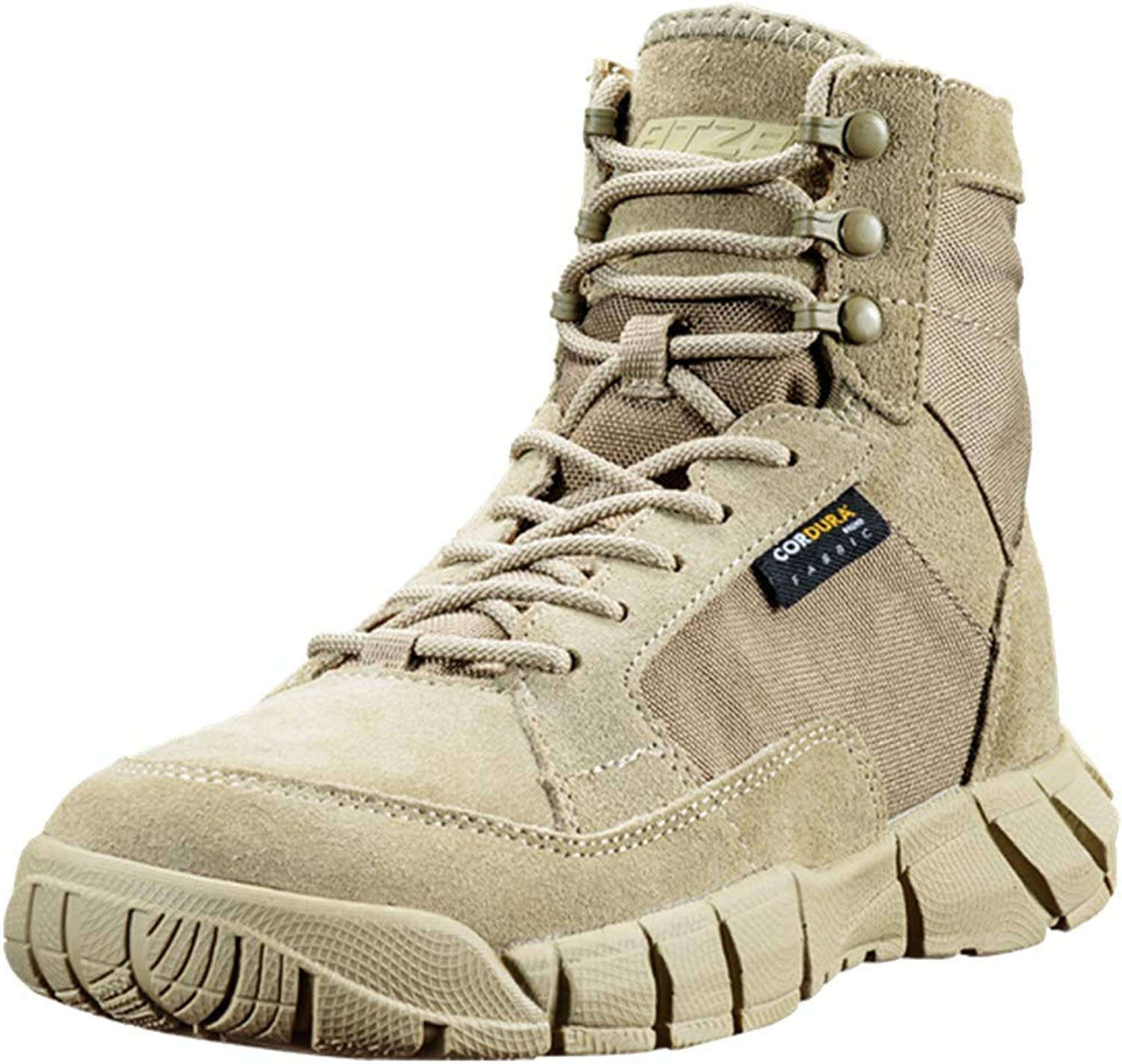 New Special Forces Ultra Light Military Boots Outdoor Tactical Boots Desert Jungle Hunting Hiking shoes Waterproof wear-Resistant Puncture