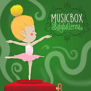 Boîte à Musique Baby Ballerina