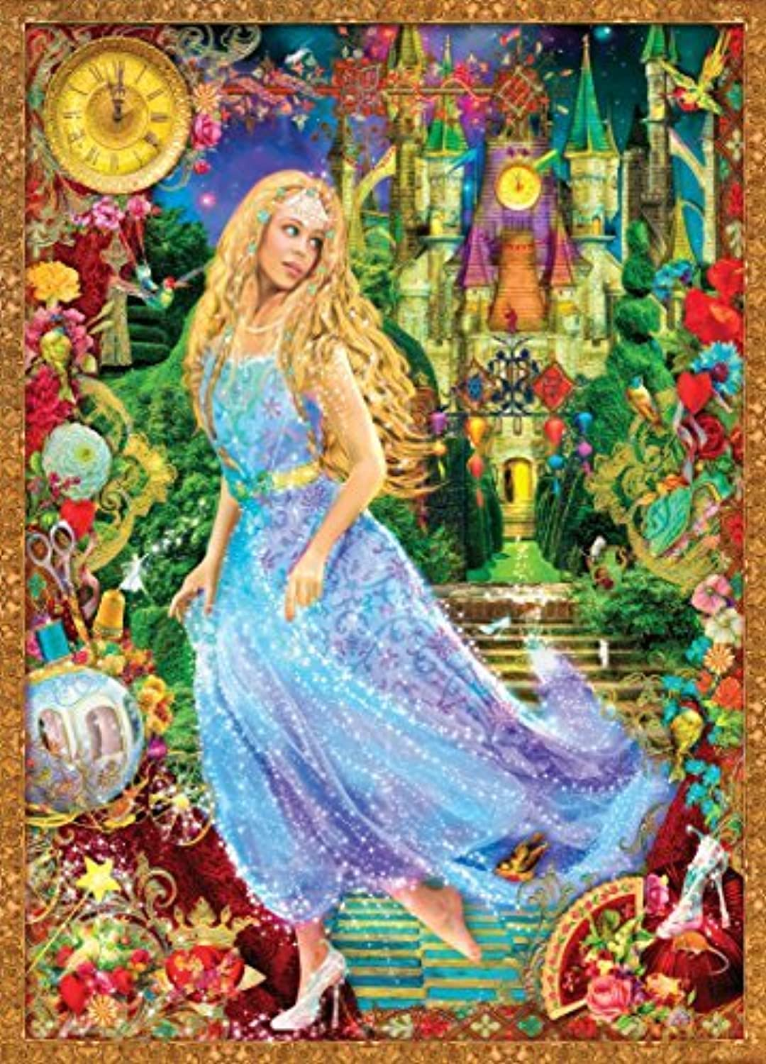 Masterpieces Cinderella's Glass Slipper Book Box Assortment Jigsaw Puzzle (1000Piece) by MasterPieces