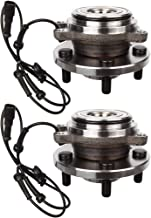 CTCAUTO Set of 2 Wheel Hub Assembly fit for Front Axle TAD100020 99-04 Land Rover Discovery Axle Hub Assembly Wheel Bearing