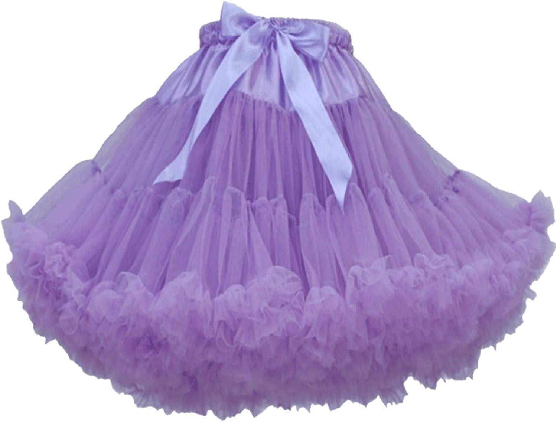 Women Petticoat Underskirt Swing Tutu Princess Skirt Hippy Cosplay Cute New Princess Ballet Dance Pettiskirts