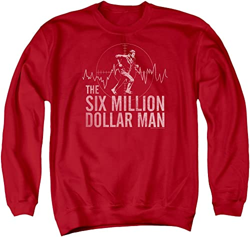 The Six Million Dollar Man - Sweat-Shirt - Homme