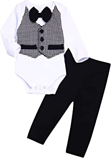infant suit and tie 0 3 months
