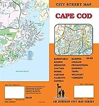 Cape Cod, Massachusetts Street Map