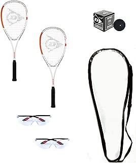 Best dunlop squash racquet cover Reviews