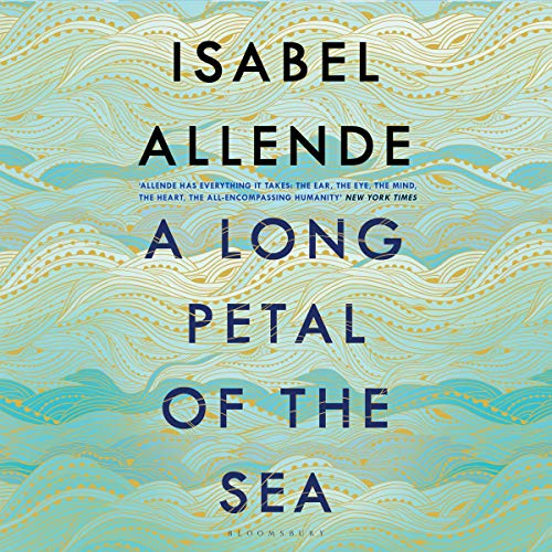 A Long Petal of the Sea cover art