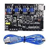 BIQU SKR Mini E3 V1.2 コントローラーボード32ビット TMC2209 UARTドライバー付き 3Dプリンター部品 チーター クリーチャー Ender 3用