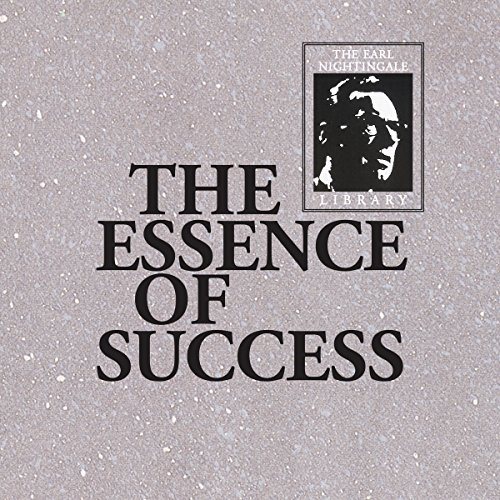 The Essence of Success audiobook cover art