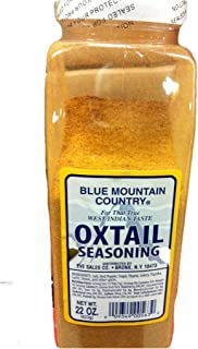Blue Mountain Country Oxtail Seasoning 22 Oz. (623g)