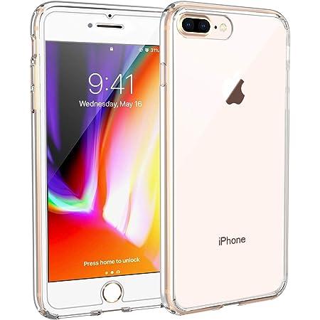 Syncwire Cover iPhone 8 Plus/ 7 Plus - Trasparente Custodia Protettiva con Protezione Avanzata Caduta e Tecnologia per iPhone 7 Plus/ 8 Plus - ...