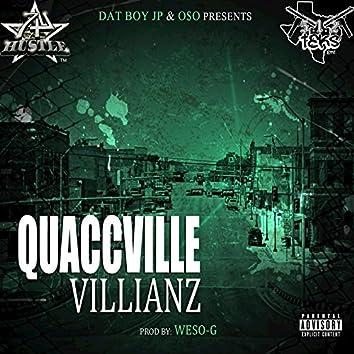 Quaccville Villianz (feat. Dat Boy Jp) - Single