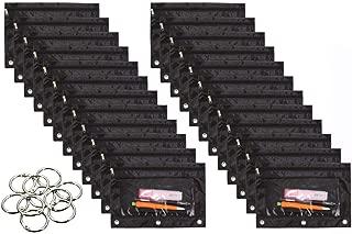 Best binder pouch bulk Reviews