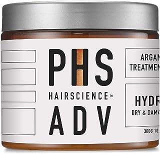 PHS HAIRSCIENCE ADV Argan Oil Treatment Mask, 300 grams