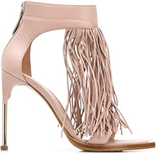 ALEXANDER MCQUEEN Luxury Fashion Womens 559890WHS4I5860 Pink Sandals | Fall Winter 19