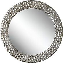 HUIHUOZI Exquisite Goods Bedroom Vanity Mirror Living Room Decorative Mirror Wall Mounted Mirror Wall Mirror Background Wa...