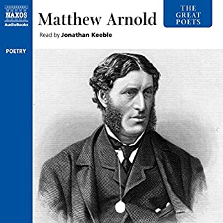 The Great Poets: Matthew Arnold audiobook cover art