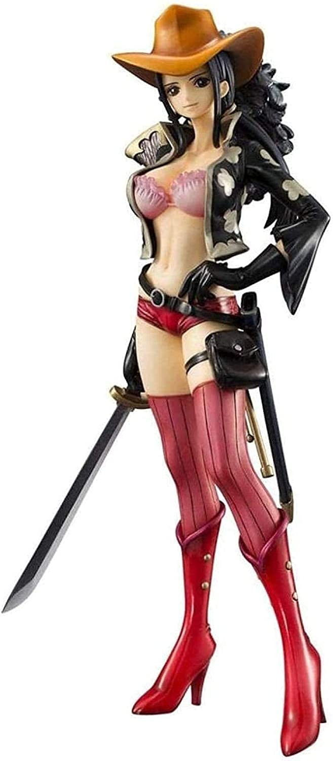 Gift One Piece P.O.P Nico Robin Ex OFFer Limited time for free shipping Edition-Z Model Figure Action
