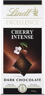 Lindt Excellence Cherry Intense Dark Chocolate - 100g