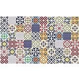 Ambiance-Live Lote de 60 Azulejos Adhesivos Que simulan