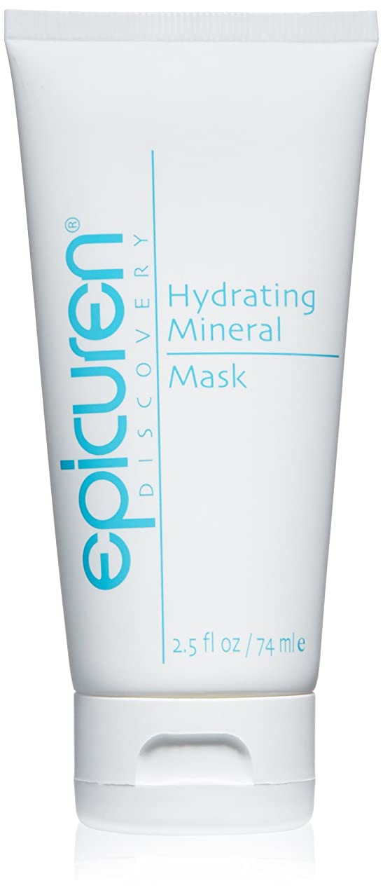 インディカ概念ショートカットEpicuren Hydrating Mineral Mask - For Dry, Normal, Combination & Sensitive Skin Types 74ml/2.5oz並行輸入品