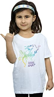 Disney Girls Mulan Movie Phoenix Guiding Spirit T-Shirt