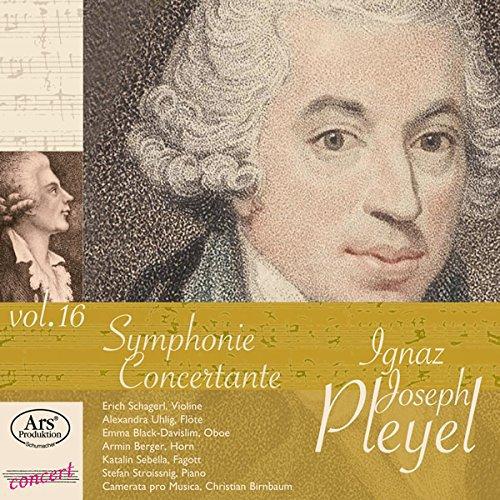 Pleyel: Raritäten Vol.16 - Symphonie Concertante in A-Dur