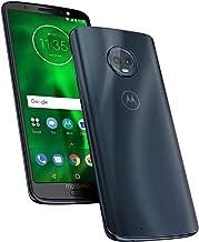 Motorola G6 – 32 GB – Unlocked (AT&T/Sprint/T-Mobile/Verizon) – Deep Indigo - (U.S. Warranty) - PAAE0011US,Starry Black