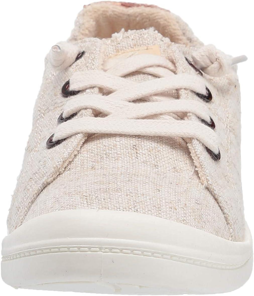 Roxy Women's Bayshore Slip on Sneaker Shoe