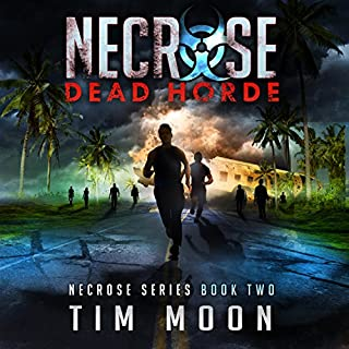 Dead Horde audiobook cover art
