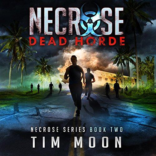 Dead Horde audiobook cover art
