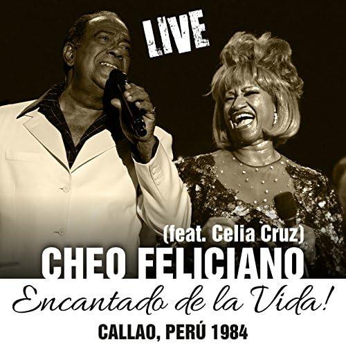 Cheo Feliciano feat. Celia Cruz