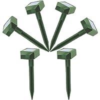 Deals on Yakalla Solar Powered Mole Repellent 6-Pack