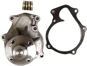 V3300 V3300-E V3300-T V3300-DI Water Pump - SINOCMP Excavator Parts for Kubota T300 T320 Skid Steer, 3 Month Warranty