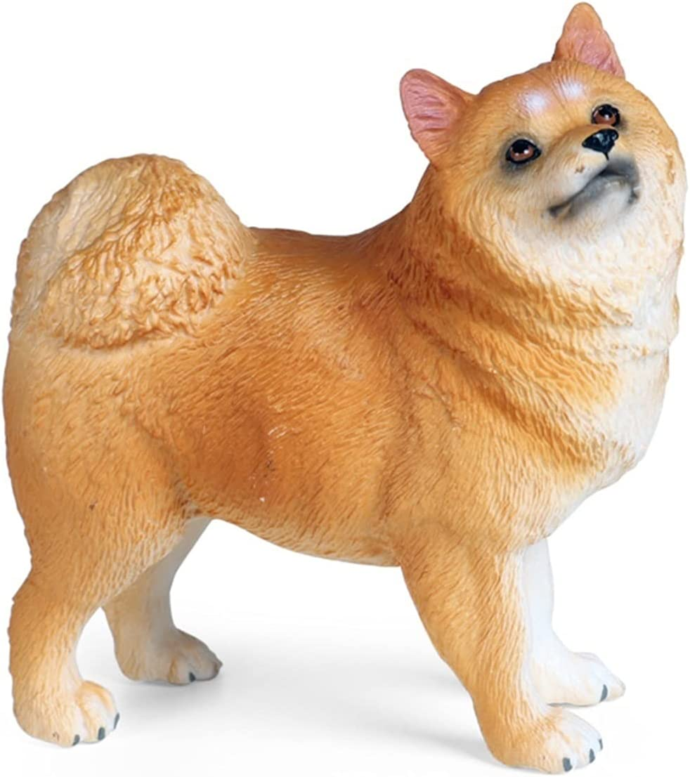 DUANCUICUIZ Model Dog Max 46% OFF Animal Action Corgi Golden Figure Poodle R Rare