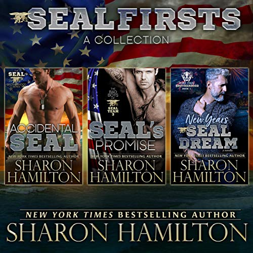 SEAL Firsts audiobook cover art