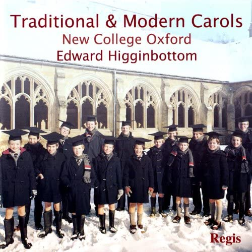 The Choir of New College Oxford, Edward Higginbottom