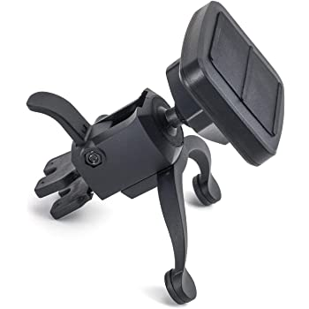 Dockem Magno Mount 2.0; Vent Attached Magnetic Car Mount with Off-Vent Extension Arm; Versatile 360 Degree Rotation and 2.5 inch 6.3 cm Extension Arm CAR MGN MNT V02