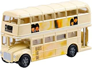Factory Entertainment The Beatles: Beatles for Sale Famous Covers Collectable Die-Cast Bus