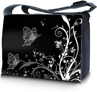 08b5c23637 Luxburg® design sac de messager à bandoulière sacoche cartable, pour le  travail, l