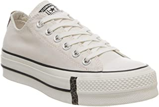 Converse Womens 560686C Chuck Taylor All Star Lift Low Top