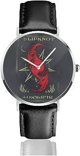 腕時計 メンズ レディース SLIPKNOT GOAT TAROT 生活防水 ビジネス 超薄型 軽量 男性女性用 機械式時計 母の日 人気