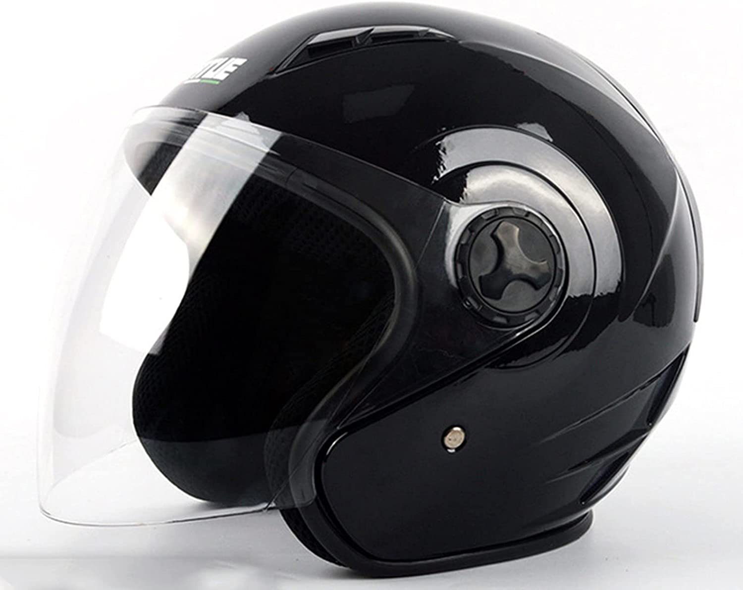 Open Face Helmet Motorcycle with Helme Visor Manufacturer regenerated product Recommended Half Sun