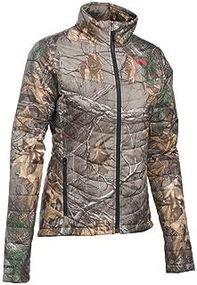 realtree camo puffer jacket