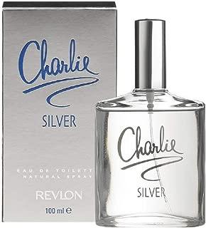 Revlon Charlie Silver For - perfumes for women -Eau de Toilette, 100 ml-
