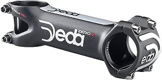 Deda Zero2 Stem - 90mm, 31.7mm Clamp, Matte Black