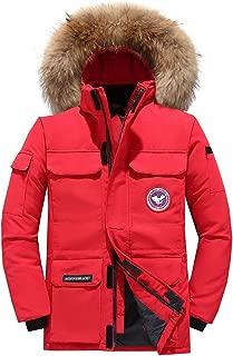 Best canada goose hybridge lite hooded down jacket men's Reviews